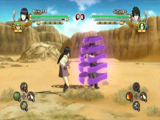 Naruto Ultimate Ninja Storm Free Download For PC