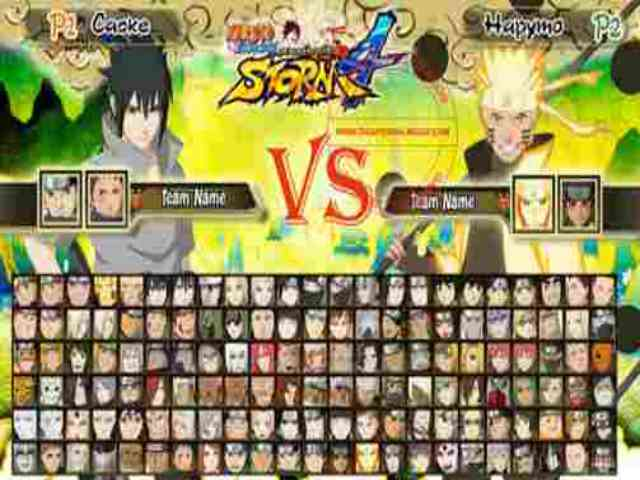 Naruto Ultimate Ninja Storm Free Download Full Version