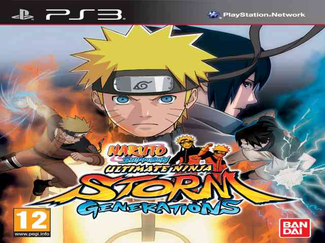 Naruto Ultimate Ninja Storm PC Game Free Download