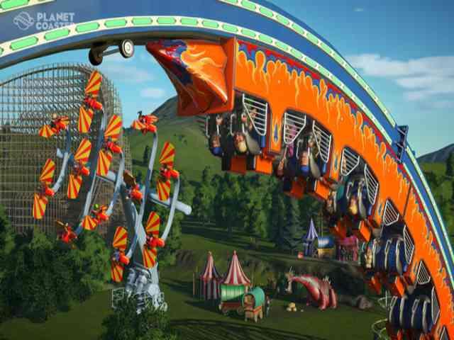 Planet Coaster Cedar Points Steel Vengeance Free Download Full Version