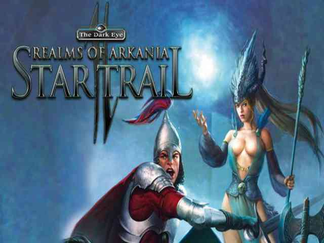 Realms of Arkania Star Trail PC Game Free Download