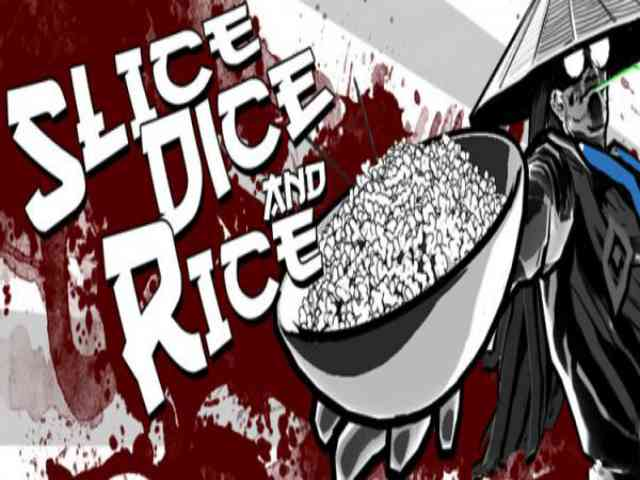 Slice Dice And Rice PC Game Free Download