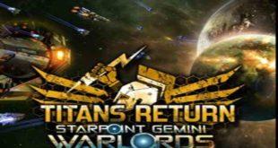 Starpoint Gemini Warlords Titans Return PC Game Free Download