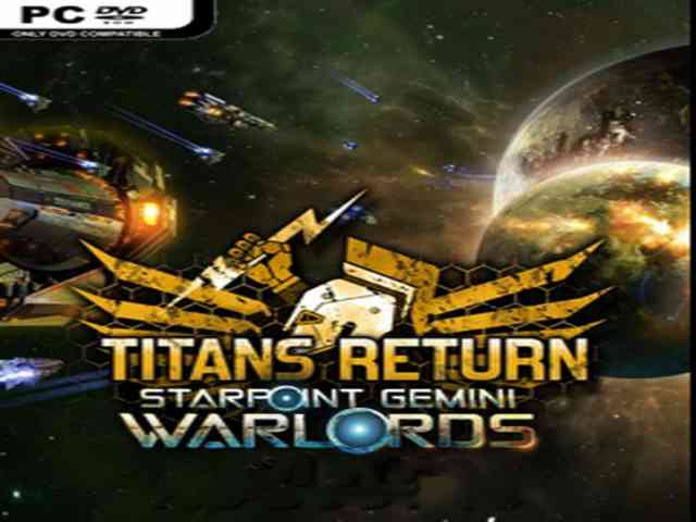 Starpoint Gemini Warlords Titans Return PC Game Free Download