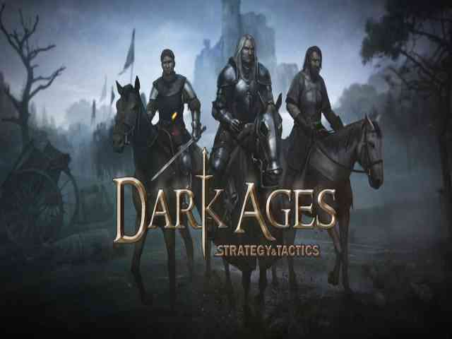 Strategy and Tactics Dark Ages PC Game Free Download