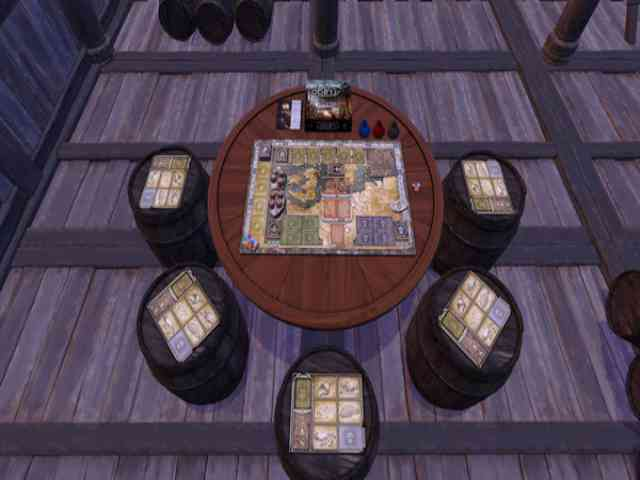Tabletop Simulator In The Name of Oden Free Download For PC
