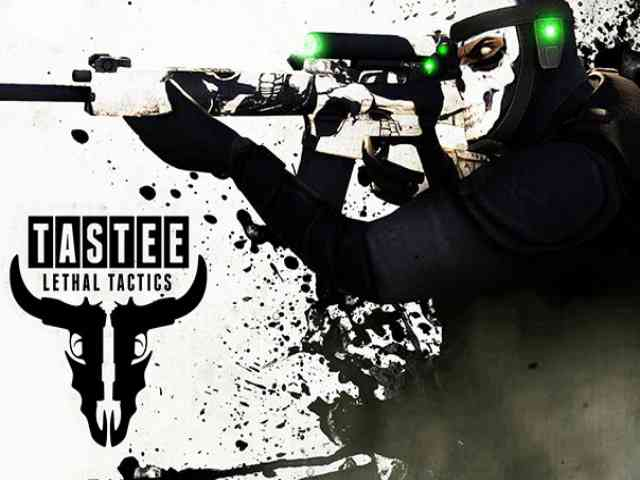 Tastee Lethal Tactics Map Jurassic Narc PC Game Free Download