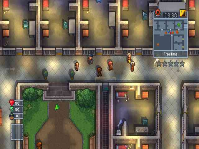 The Escapists 2 Free Download For PC