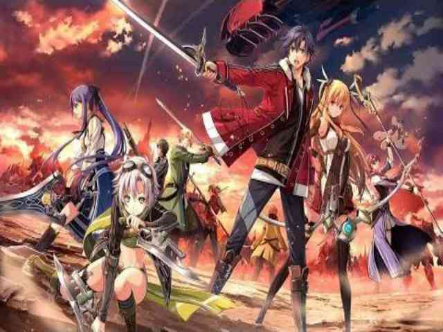 The Legend of Heroes Trails of Cold Steel Free Download For PC