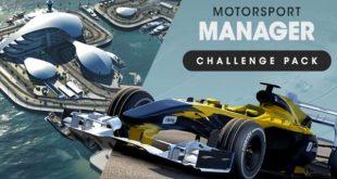 motorsport manager challenge pack game