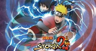 naruto shippuden ultimate ninja storm game