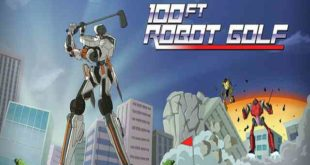 100ft Robot Golf PC Game Free Download