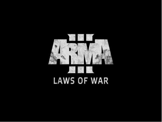Arma 3 Laws of War PC Game Free Download