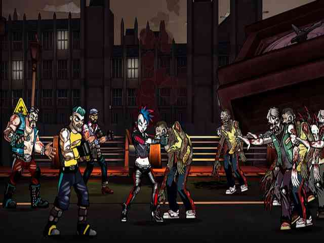 Bloody Zombies Free Download For PC