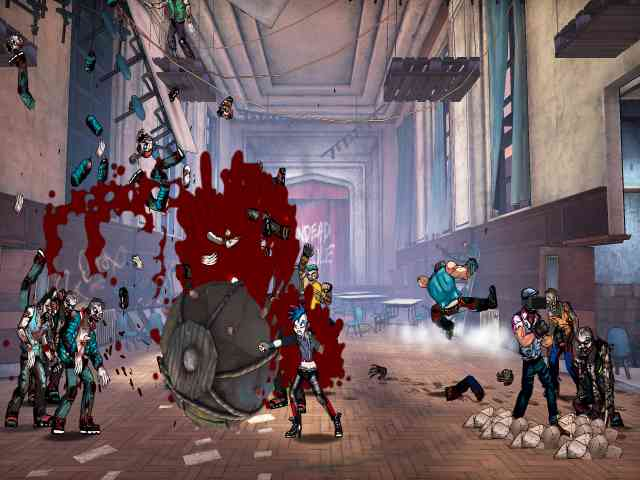 Bloody Zombies Free Download Full Version
