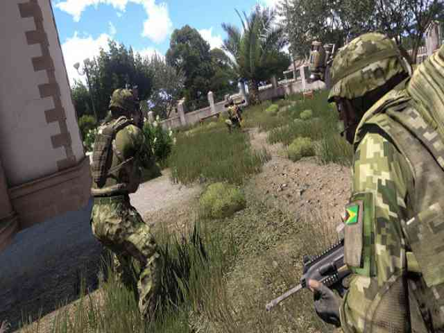 Download Arma 3 Laws of War Setup