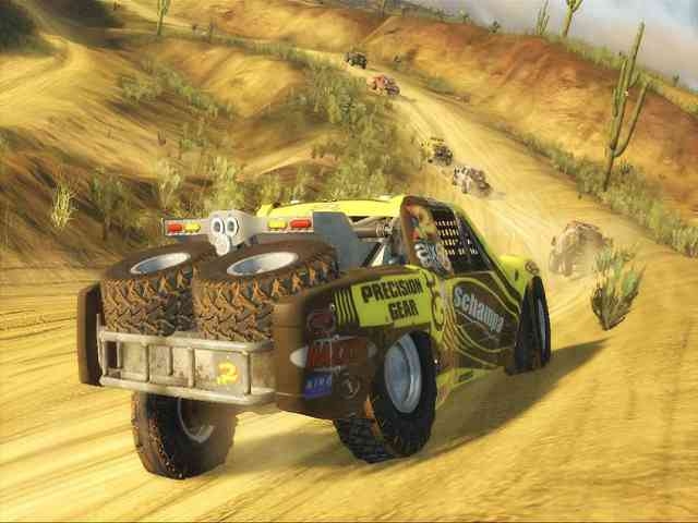 Download Baja Edge of Control HD Highly Compressed