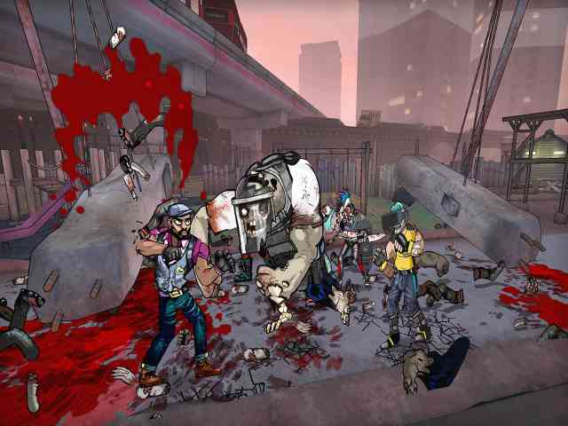 Download Bloody Zombies Highly Compressed