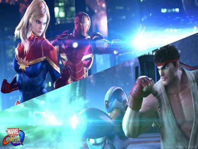 Download Marvel VS Capcom Infinite Highly Compressed