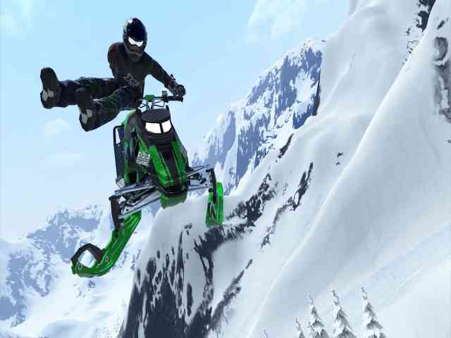 Download Snow Moto Racing Freedom Highly Compressed