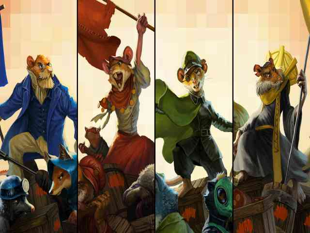 Download Tooth and Tail Highly Compressed