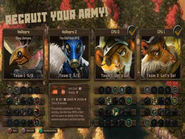 Download Tooth and Tail Setup