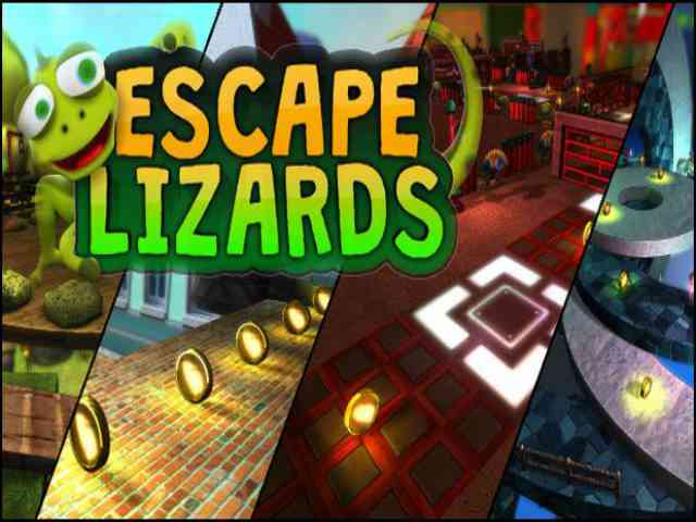 Escape Lizards PC Game Free Download