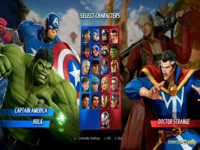Marvel VS Capcom Infinite Free Download For PC