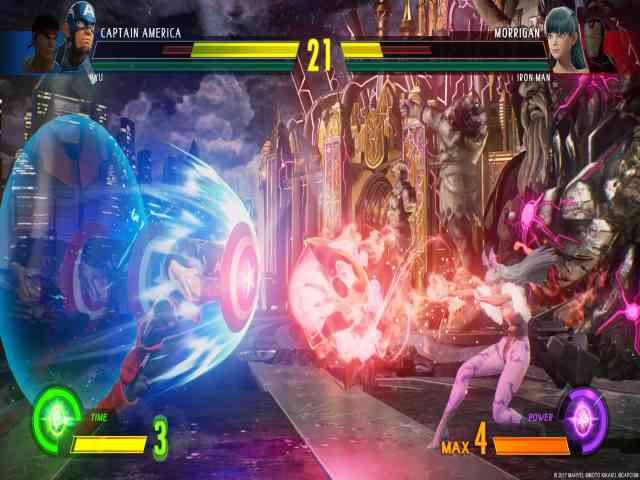 Marvel VS Capcom Infinite Free Download Full Version