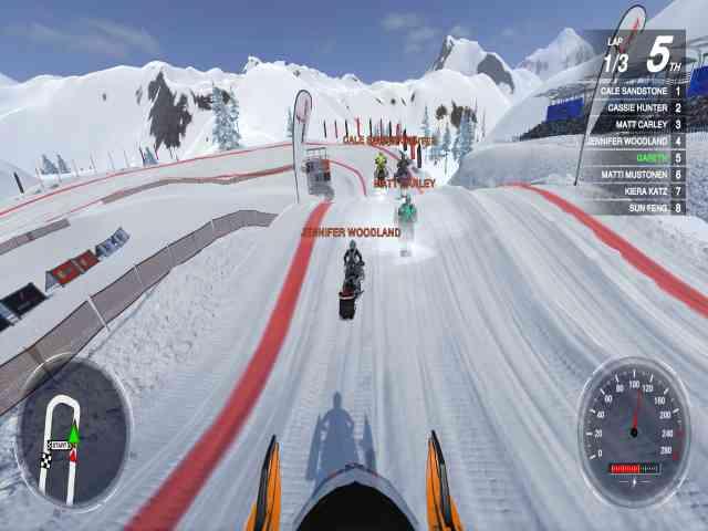 Snow Moto Racing Freedom Free Download Full Version