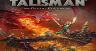 Talisman Digital Edition The Dragon PC Game Free Download