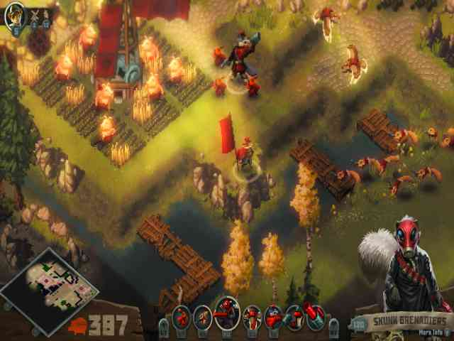Tooth and Tail Free Download For PC