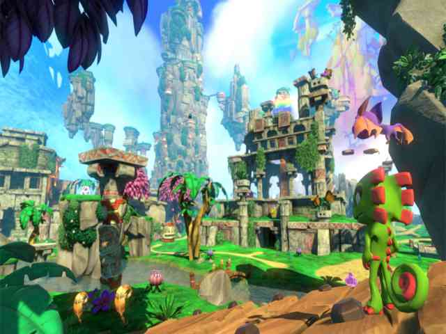 Yooka Laylee Free Download For PC