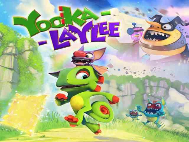 Yooka Laylee PC Game Free Download
