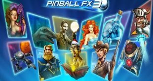 pinball fx3 game