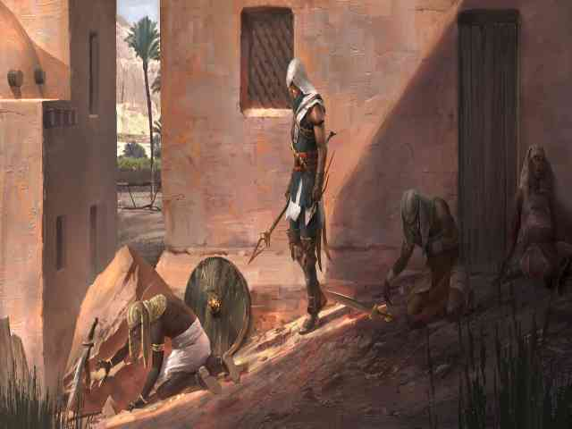Assassins Creed Origins Free Download Full Version