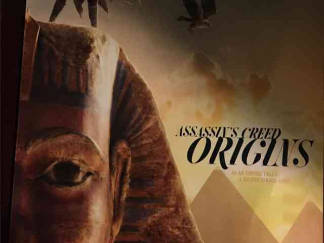 Assassins Creed Origins PC Game Free Download