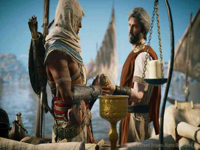 Download Assassins Creed Origins Highly Compressed