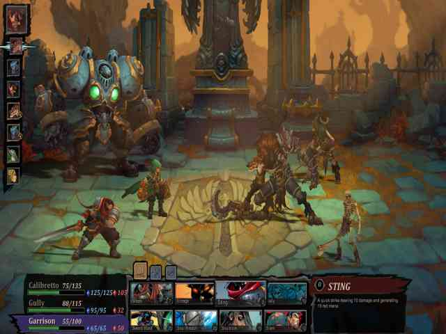 Download Battle Chasers Nightwar Highly Compressed