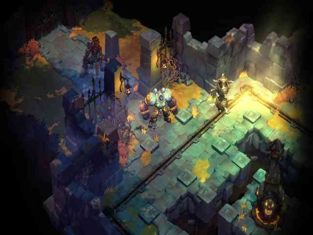Download Battle Chasers Nightwar Setup