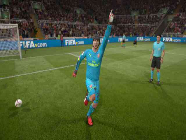 Downloa FIFA 18 Highly Compressed