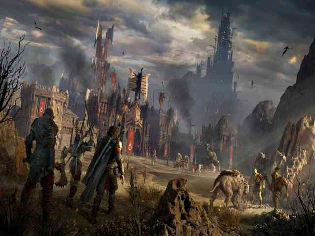 Download Middle Earth Shadow of War Highly Compressed