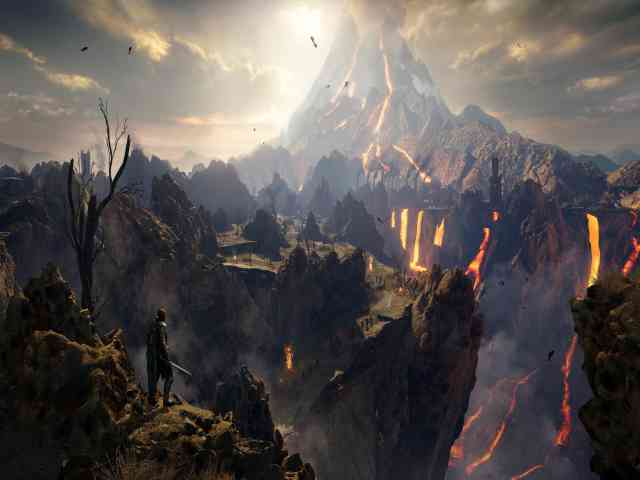 Download Middle Earth Shadow of War Setup