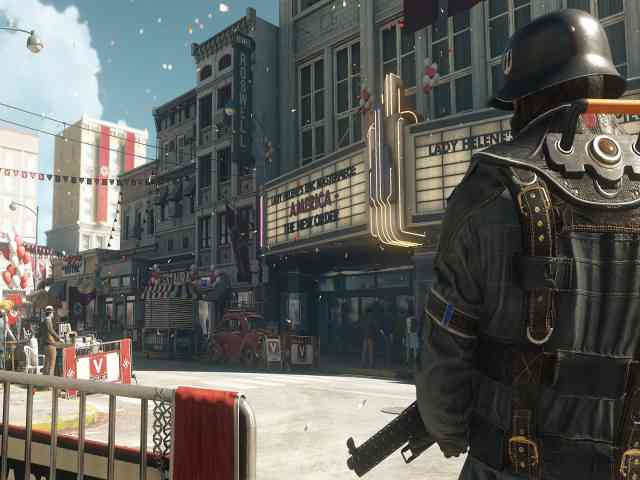 Download Wolfenstein II The New Colossus Highly Compressed