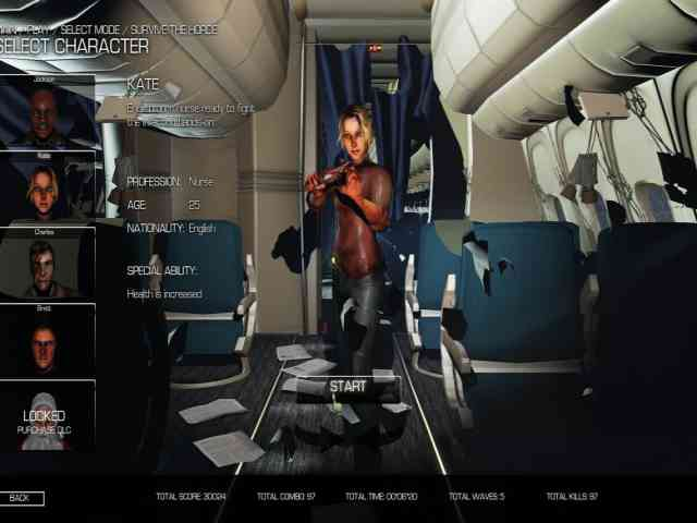 Download Zombies on a Plane Resurrection Edition Highly Compressed