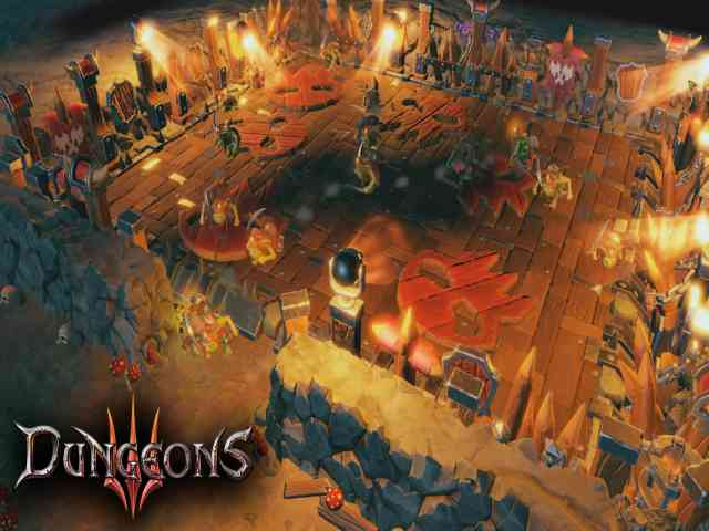 Dungeons 3 Free Download For PC