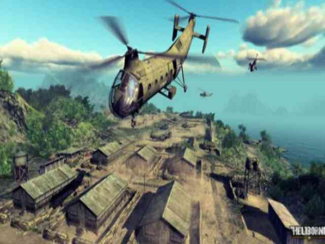 Heliborne Free Download For PC