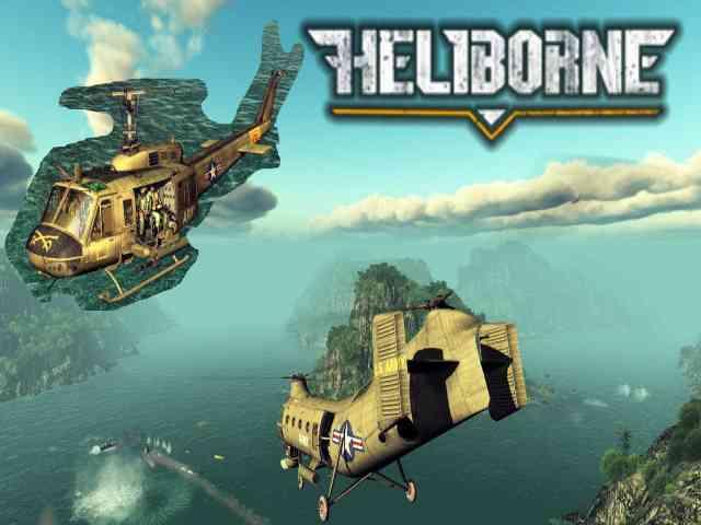 Heliborne PC Game Free Download