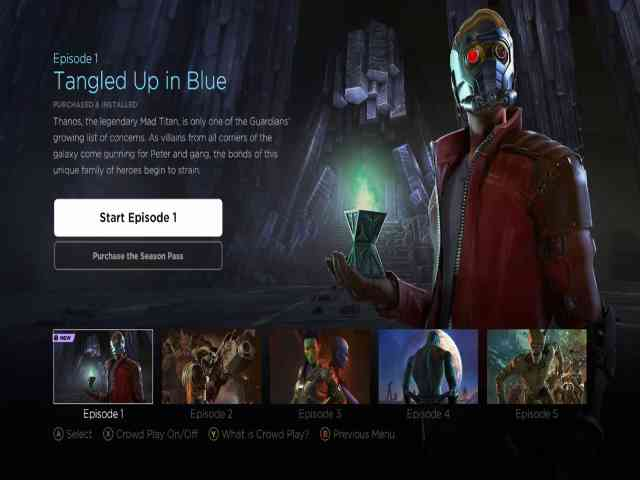 Marvels Guardians of The Galaxy Episode 4 Free Download Full Version