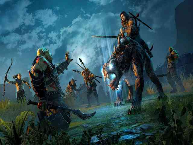 Middle Earth Shadow of War Free Download For PC